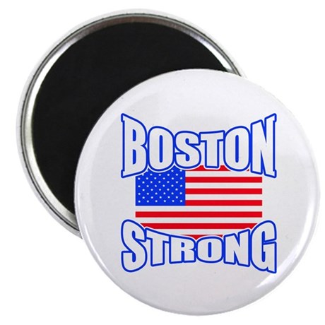 "Boston Strong patriotism 2.25"" Magnet (10 pack)"