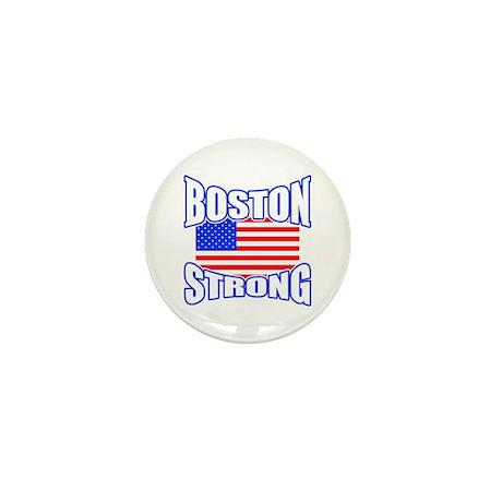 Boston Strong patriotism Mini Button (10 pack)