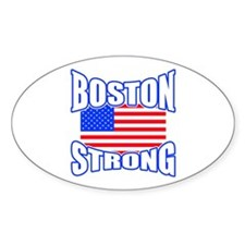 Boston Strong patriotism Decal