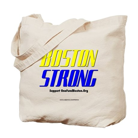 """Stay Strong Boston"" Tote Bag"