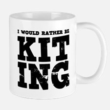 'Rather Be Kiting' Mug