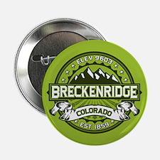 "Breckenridge Green 2.25"" Button"