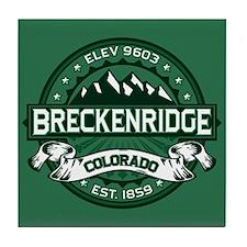 Breckenridge Forest Tile Coaster
