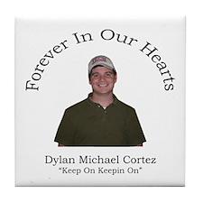 Dylan Tile Coaster