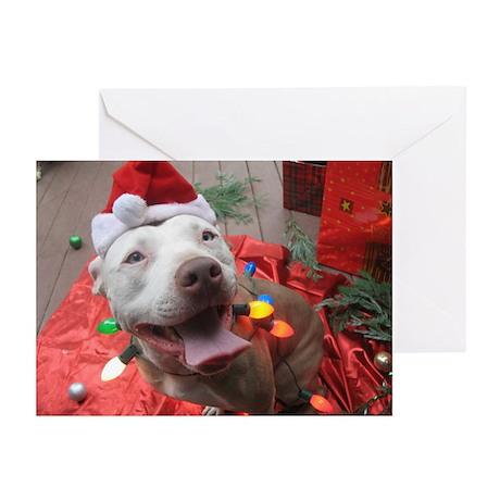 Santa's Little Helper Greeting Cards (Pk of 10)
