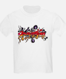 Graffiti Art Imagination T-Shirt