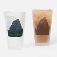 King Kong Profile Drinking Glass