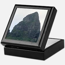 King Kong Profile Keepsake Box