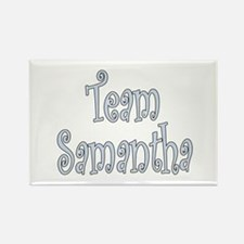 Team Samantha Rectangle Magnet