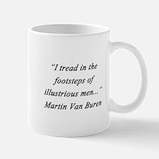 Van Buren - Footsteps Mug