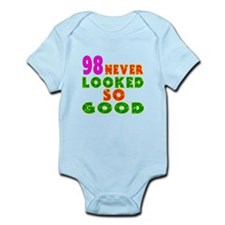 98 Birthday Designs Infant Bodysuit
