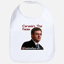Canada's Top Geek Bib