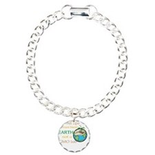 All Life Comes From Earth. Not a GMO Lab Bracelet