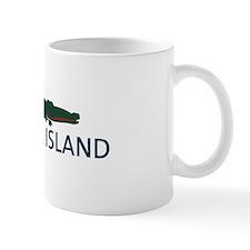 Captiva Island - Alligator Design. Mug