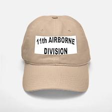 11TH AIRBORNE DIVISION Baseball Baseball Cap