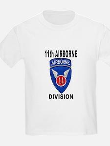11TH AIRBORNE DIVISION Kids T-Shirt