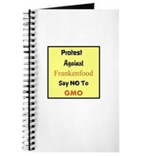 Protest Against Frankenfood Say No To GMO Journal