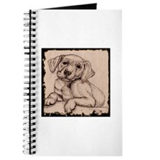 Lab Pup Journal