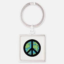 World Peace Keychains