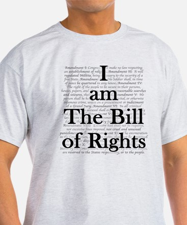 I am The Bill of Rights T-Shirt