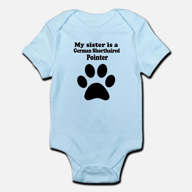 German Shorthaired Pointer Baby Clothes