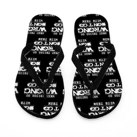 When Things Go Wrong V2 Flip Flops
