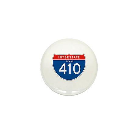 Interstate 410 - TX Mini Button (10 pack)