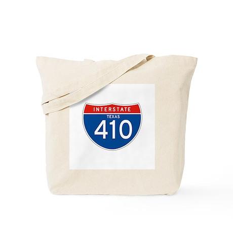 Interstate 410 - TX Tote Bag