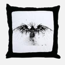 The Freedom Eagle Throw Pillow