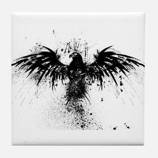 The Freedom Eagle Tile Coaster