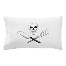 Skull Cook Pillow Case