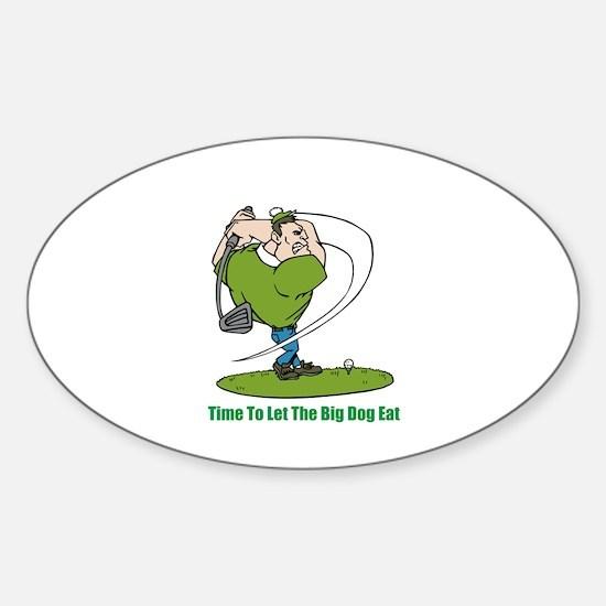 Cute Scottish boy Sticker (Oval)