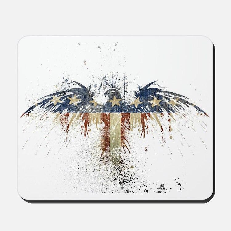 The Freedom Eagle, Full Color Mousepad