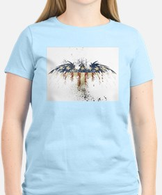 The Freedom Eagle, Full Color T-Shirt