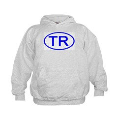 Turkey - TR Oval Hoodie