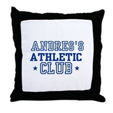 Andres Throw Pillow
