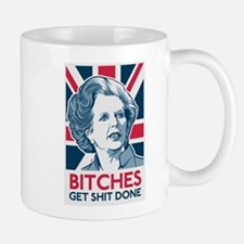 Margaret Thatcher Bitches Small Small Mug