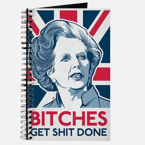 Margaret Thatcher Bitches Journal
