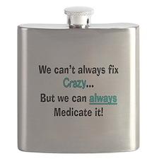 psych nurse fix crazy 2 Flask