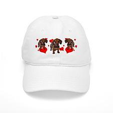 Dachshund Dachsie Puppies Baseball Cap