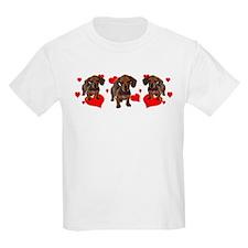 Dachshund Dachsie Puppies T-Shirt