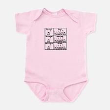 Demanding Women Infant Bodysuit