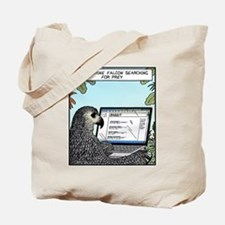Searching for Prey Tote Bag