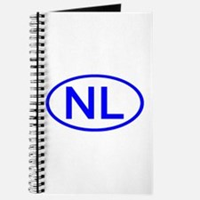 Netherlands - NL Oval Journal