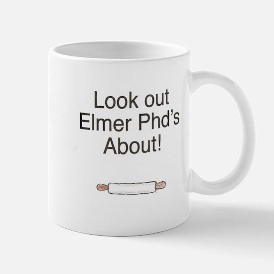 Elmer PHD Mug