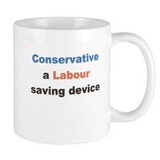 Conservative advice Small Mug
