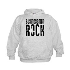Businessmen Rock Hoodie