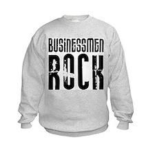 Businessmen Rock Sweatshirt