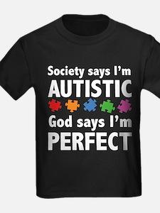 God Says I'm Perfec T-Shirt