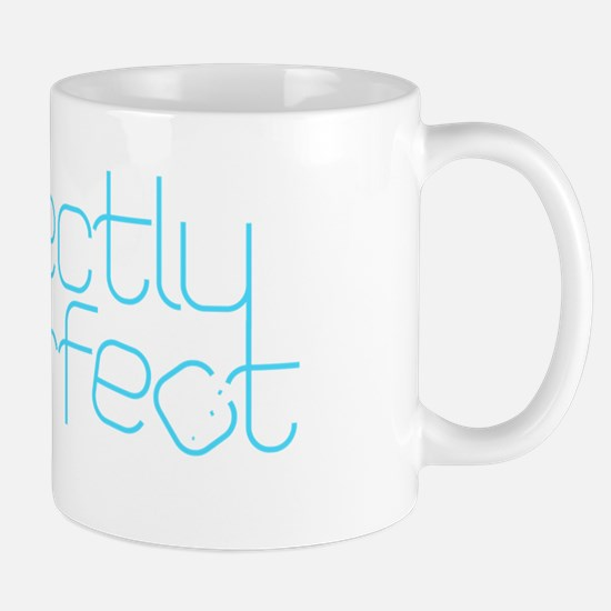 Perfectly Imperfect Aqua Mug